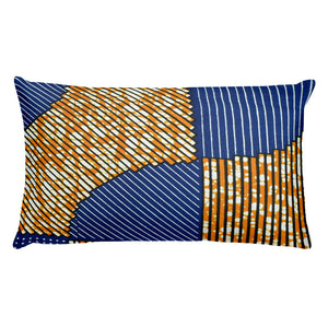 Ankara/African Print Patterned Pillow/Cushion