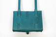 Saddlebag square turquoise