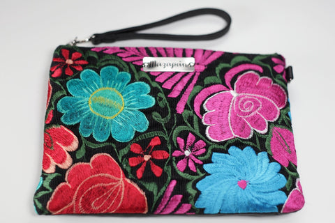 The Flower Bag red & pink