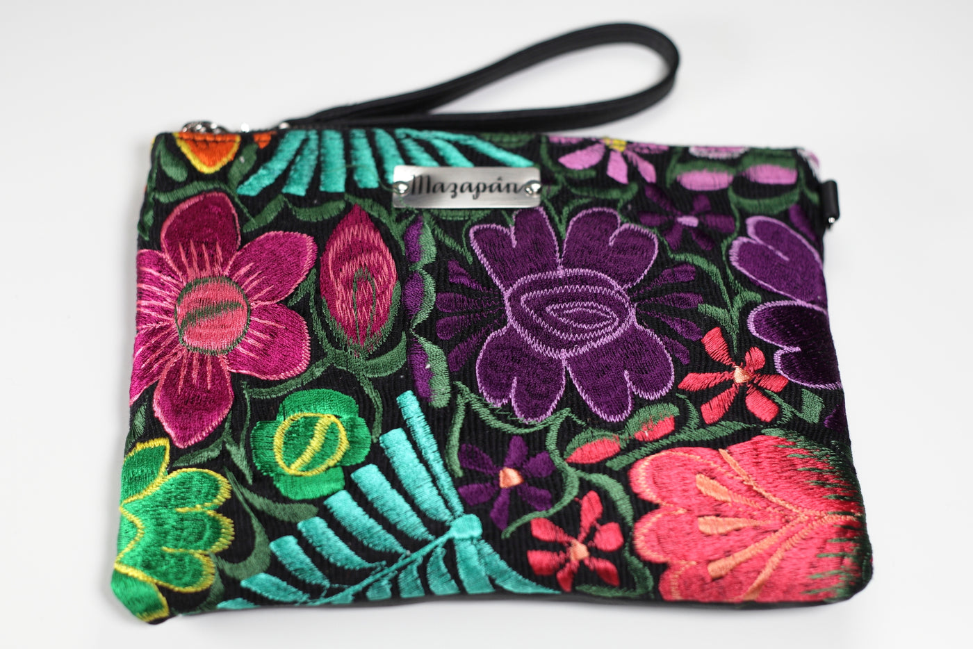 The Flower Bag purple, pink & green