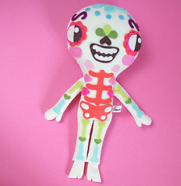 Calaverita Sugarcandy