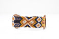 Colourful dog collar - Xsmall eb7