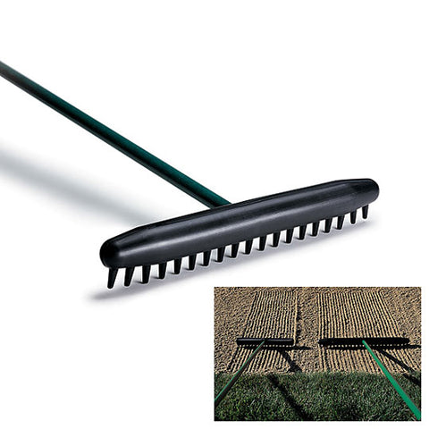 Bunker Rake Accuform Ace II 17 inch Head