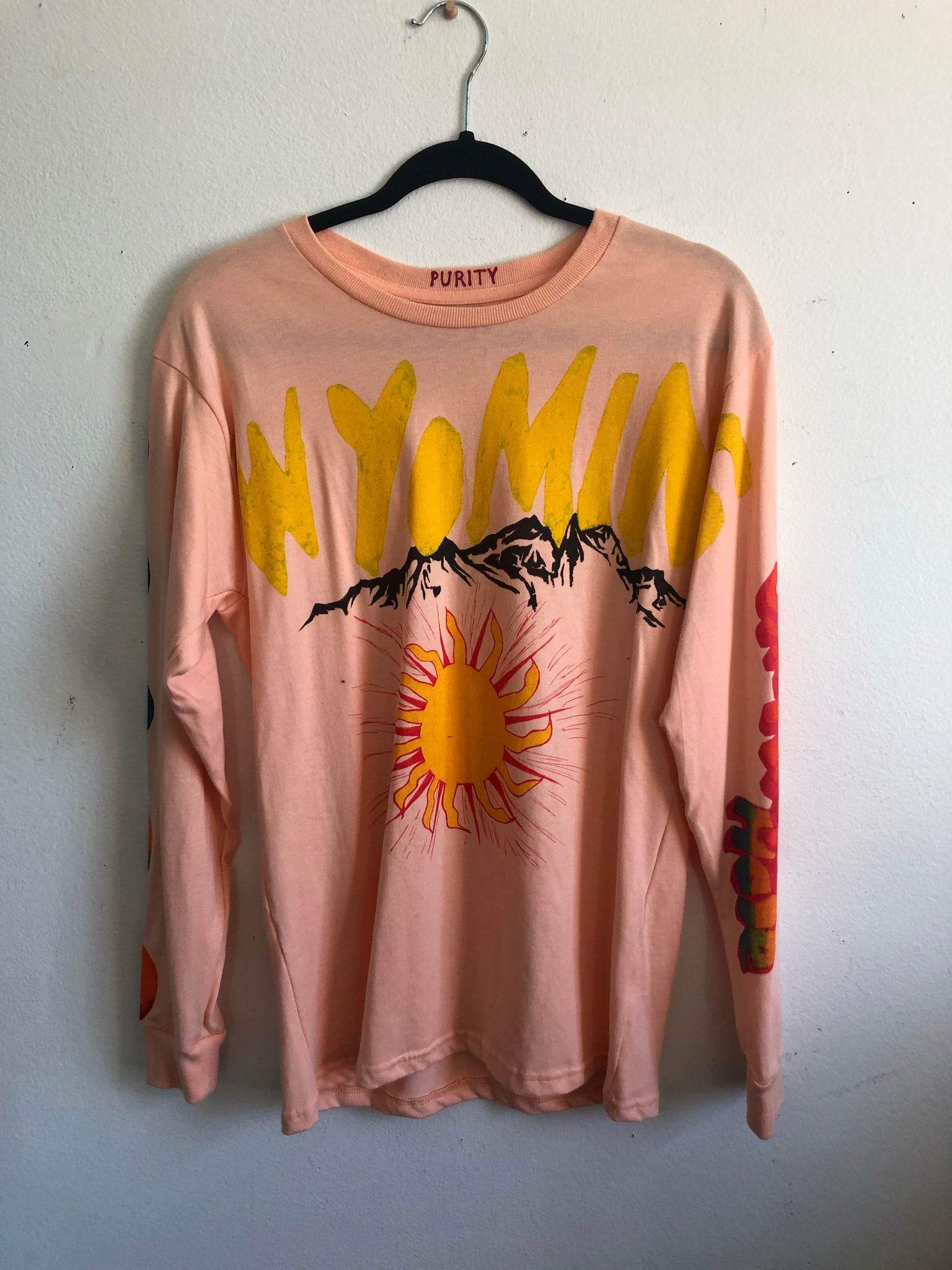 Authentic kanye West Wyoming merch Medium – FEAR+CLOATHING