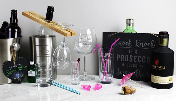 Personalised Glassware