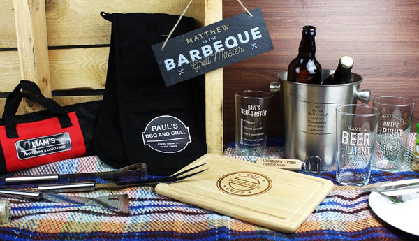 Personalised BBQ Products | Gifts