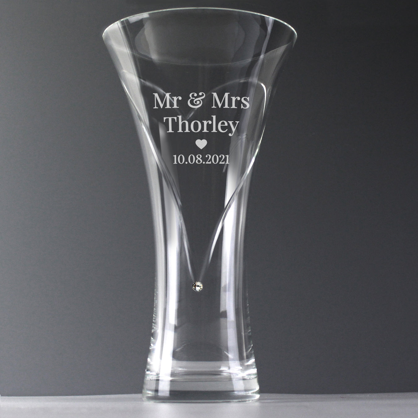Personalised Vases