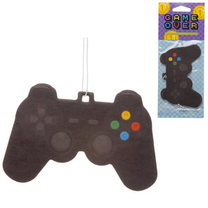 Retro Gaming Popcorn Scented Game Controller Air Freshener With Free Delivery