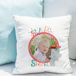 Tiny Tatty Teddy Little Circus Star of the show Photo Cushion