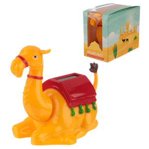 Solar Powered Dancing Camel Toy from Pukkagifts.uk
