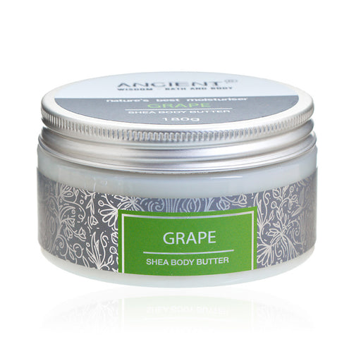 Shea Body Butter 180g - Grape