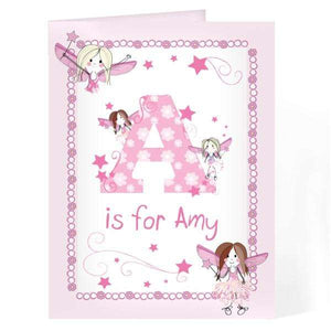 Personalised Fairy Card,Pukka Gifts