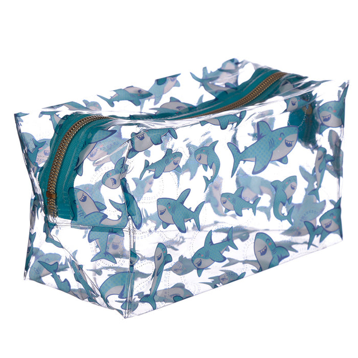Shark Design Wash Bag