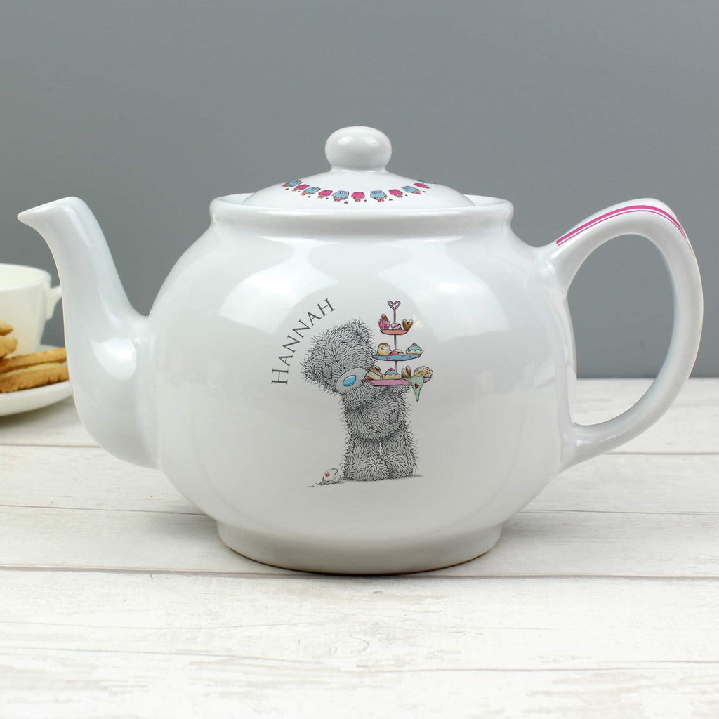 Personalised Me To You Teapot from Pukkagifts.uk