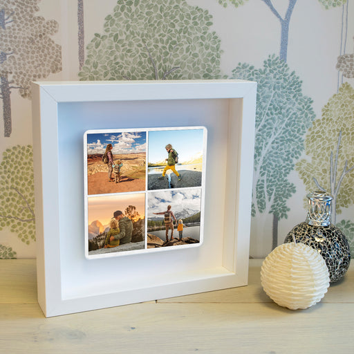 Multi Photo Box Frame