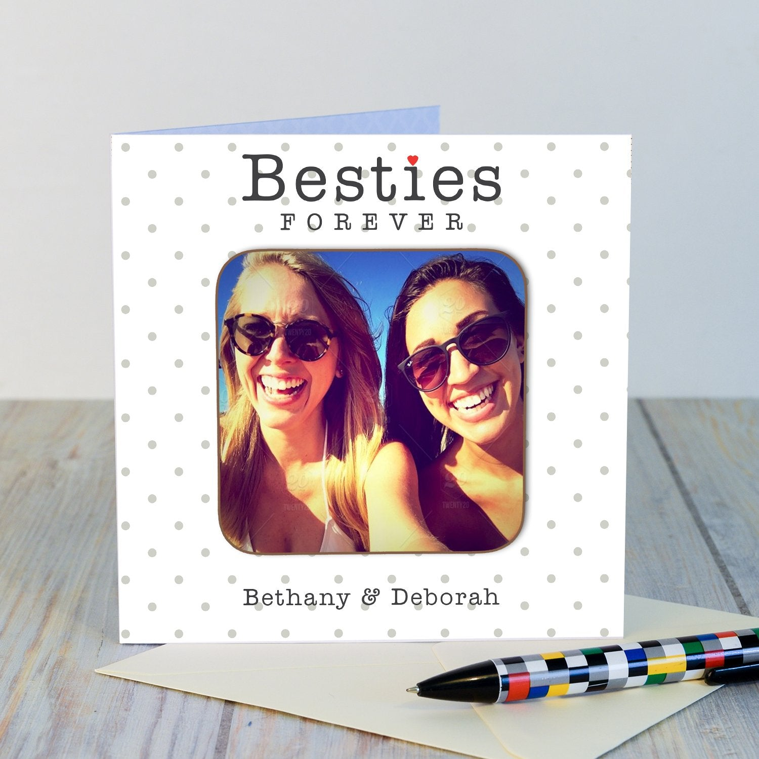 Personalised Birthday Cards With Free Uk Delivery