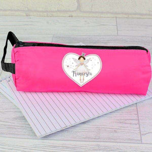 Personalised Fairy Princess Pink Pencil Case,Pukka Gifts