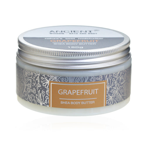 Shea Body Butter 180g - Grapefruit