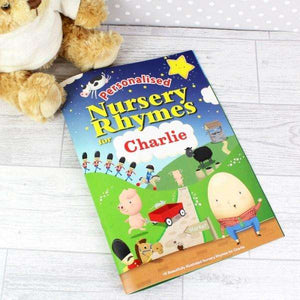 Personalised Nursery Rhyme Book,Pukka Gifts