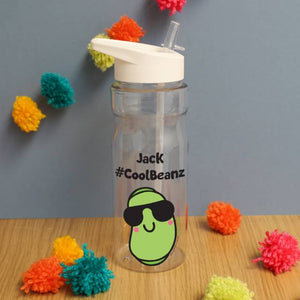 Personalised #CoolBeanz Water Bottle