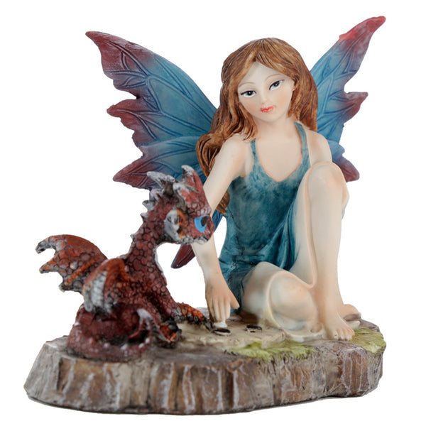 Woodland Spirit Fairy Figurine - Dragon Games