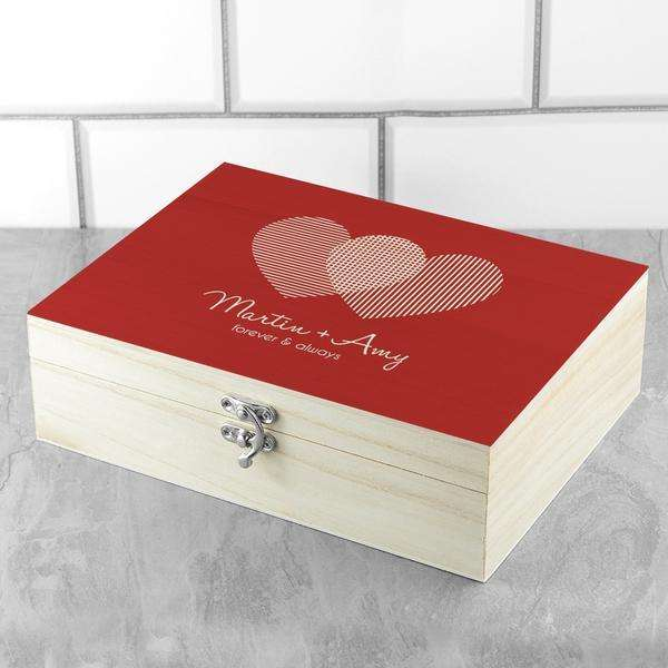 Pukka Tea Hearts Tea Lovers Gift Box from Pukkagifts.uk