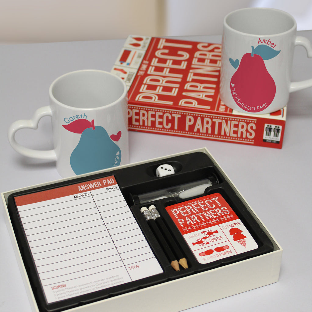 Personalised Perfect Partners Game Set