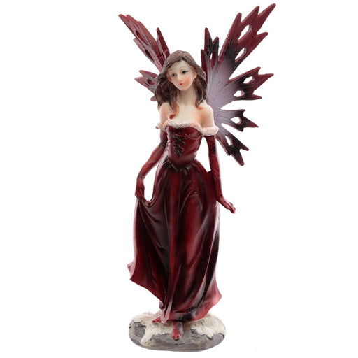 Snow Fairy Ornament - Spirit of the Forest