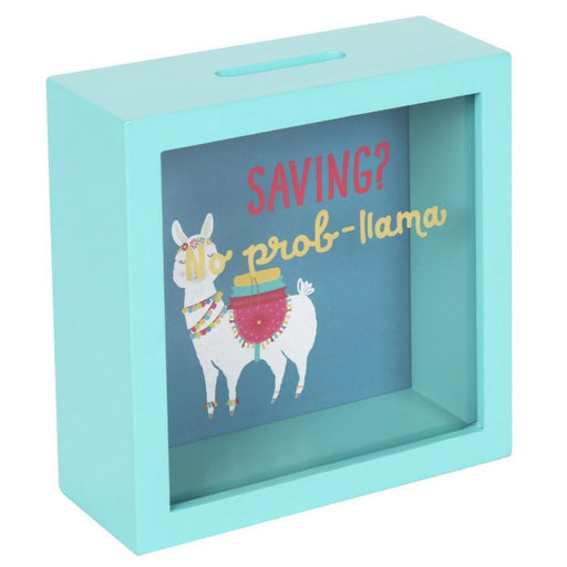 Saving? Prob-Llama Money Box