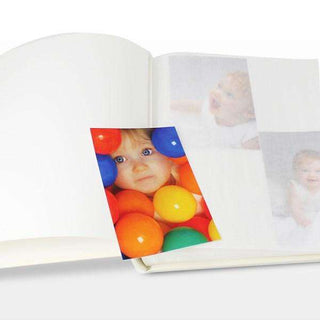 Personalised Silver Cross Traditional Photo Album from Pukkagifts.uk