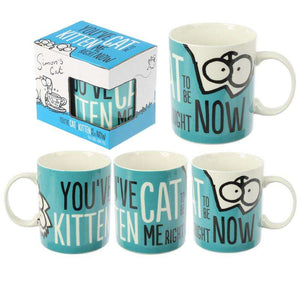Simon's Cat Kitten Mug from Pukkagifts.uk
