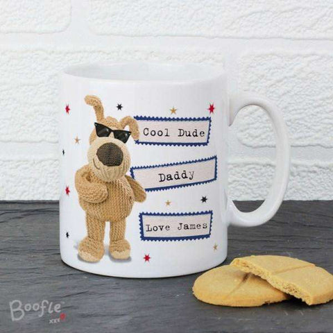 Personalised Boofle Stars Mug from Pukkagifts.uk