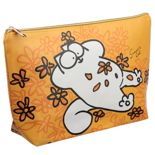 Simon's Cat Make Up Toiletry Wash Bag