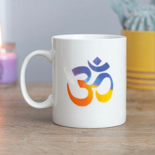 The Sacred Mantra Mug