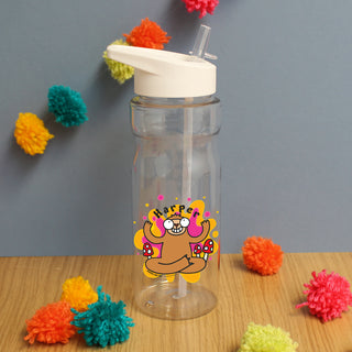 Personalised Groovy Sloth Water Bottle