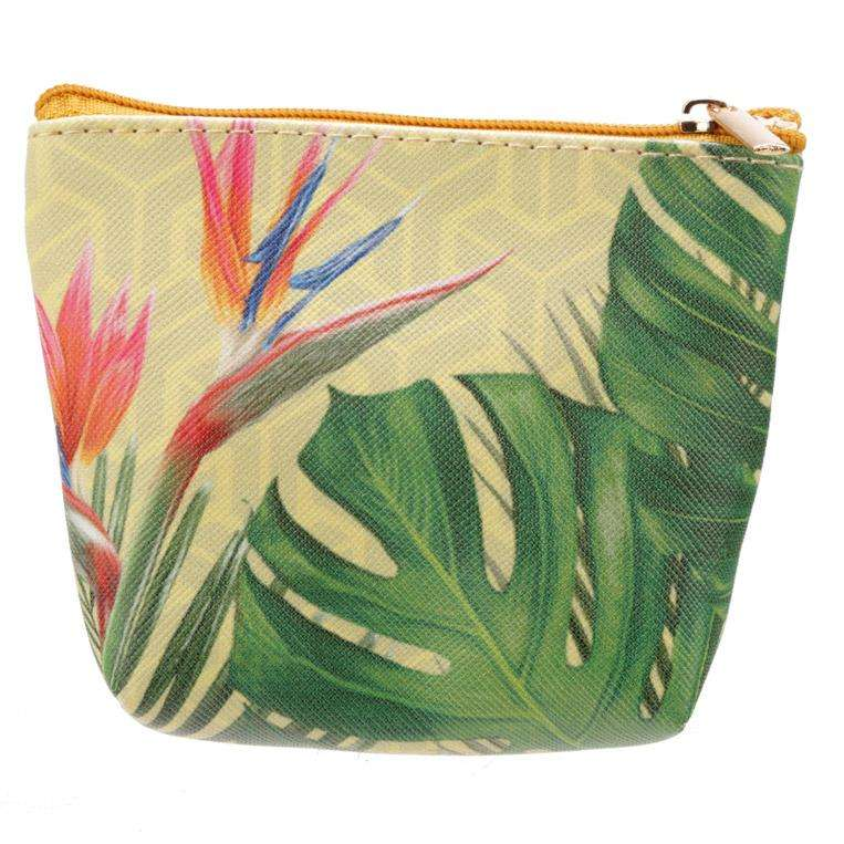 Tropical Make Up Bag Purse from Pukkagifts.uk