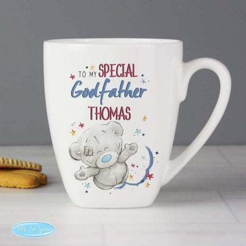 Personalised Me to You Godfather Latte Mug from Pukkagifts.uk