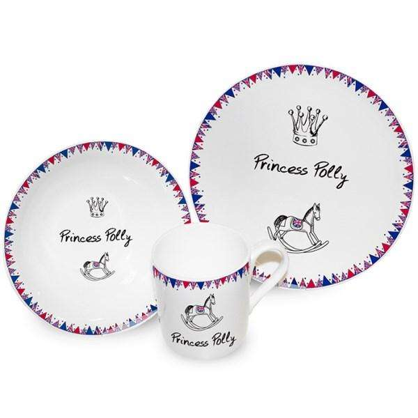 Personalised Royal Baby Breakfast Set from Pukkagifts.uk