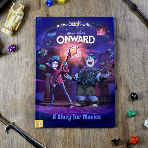 Personalised Disney Onward Storybook - Pukka Gifts
