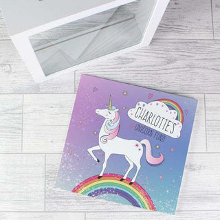 Personalised Unicorn Fund Money Box from Pukkagifts.uk