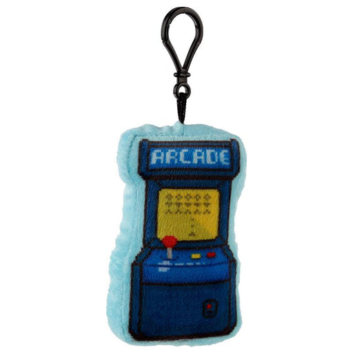 Plush Game Arcade Sound Keyring