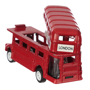 Red London Bus Diecast Souvenir Pencil Sharpener