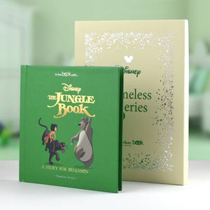 Personalised Disney Jungle Book Story Book