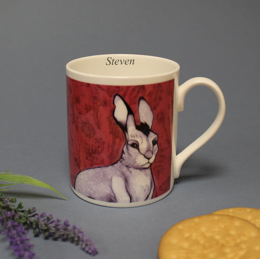 Personalised Watership Down Big Wig Chunky Balmoral Mug from Pukkagifts.uk