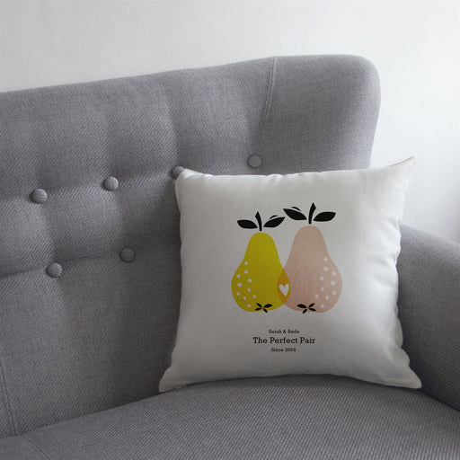 Personalised Perfect Pair Cushion
