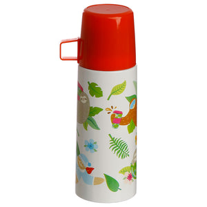 Sleepy Sloth Thermos Flask 350ml