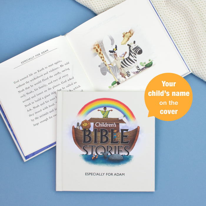 Personalised Children's Bible Stories Book