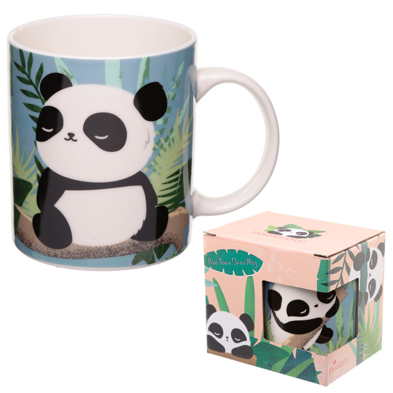 Novelty Panda Mug from Pukkagifts.uk