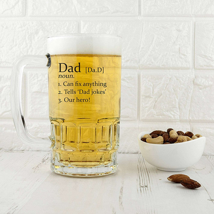 Definition Beer Glass Tankard from Pukkagifts.uk