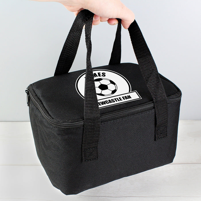 Personalised Football Fan Lunch Bag - Pukka Gifts